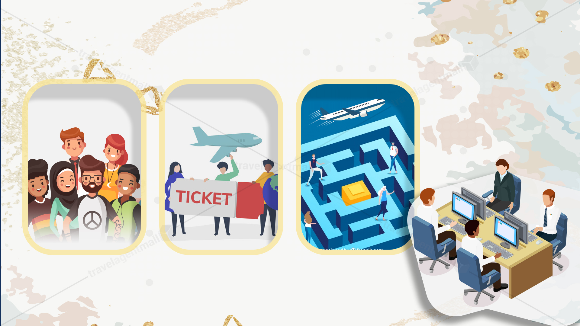 Group fares, Group flight booking: Challenges & Solutions