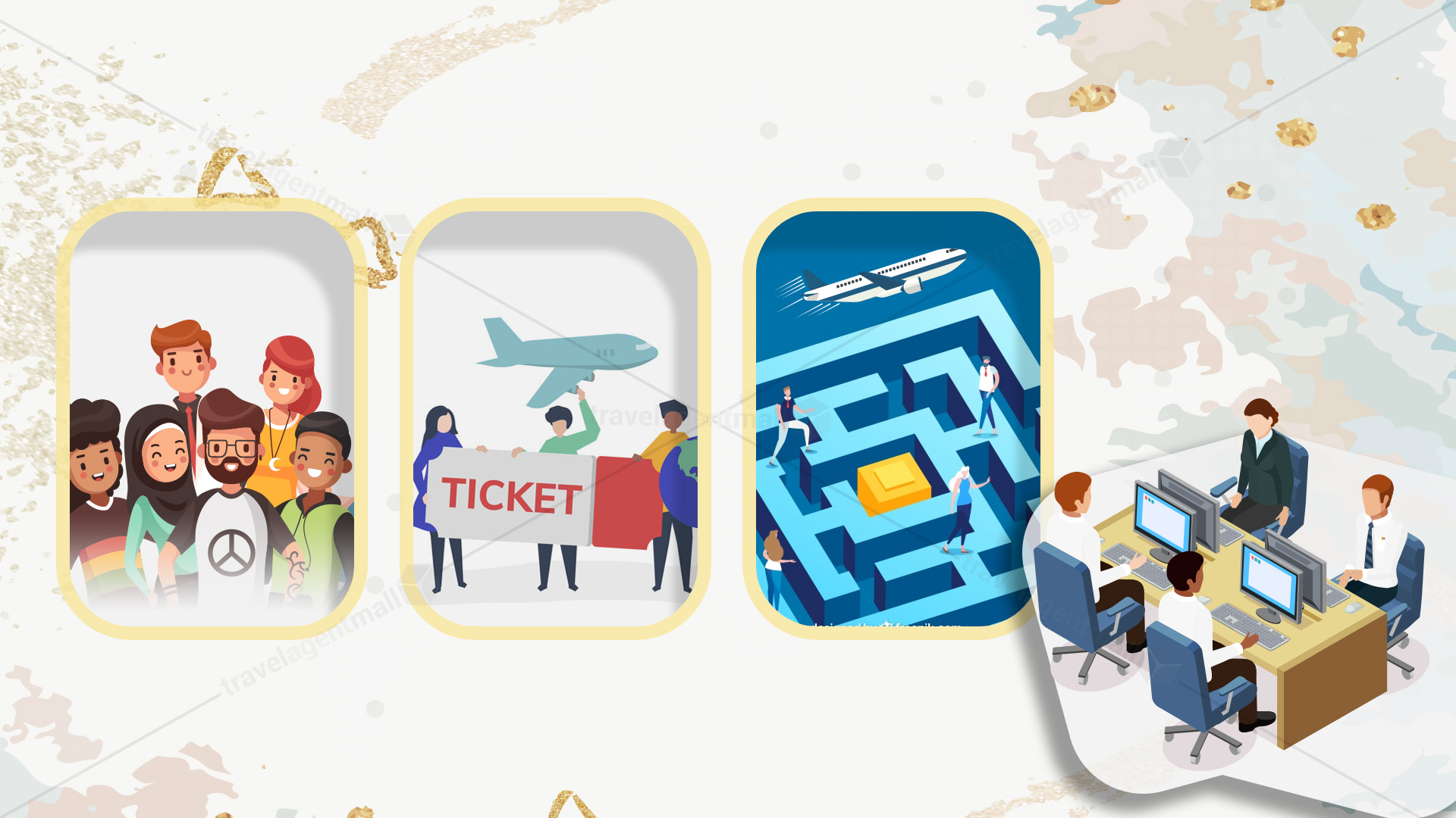 Airline Consolidator: Wholesale and Large Group Flight Booking